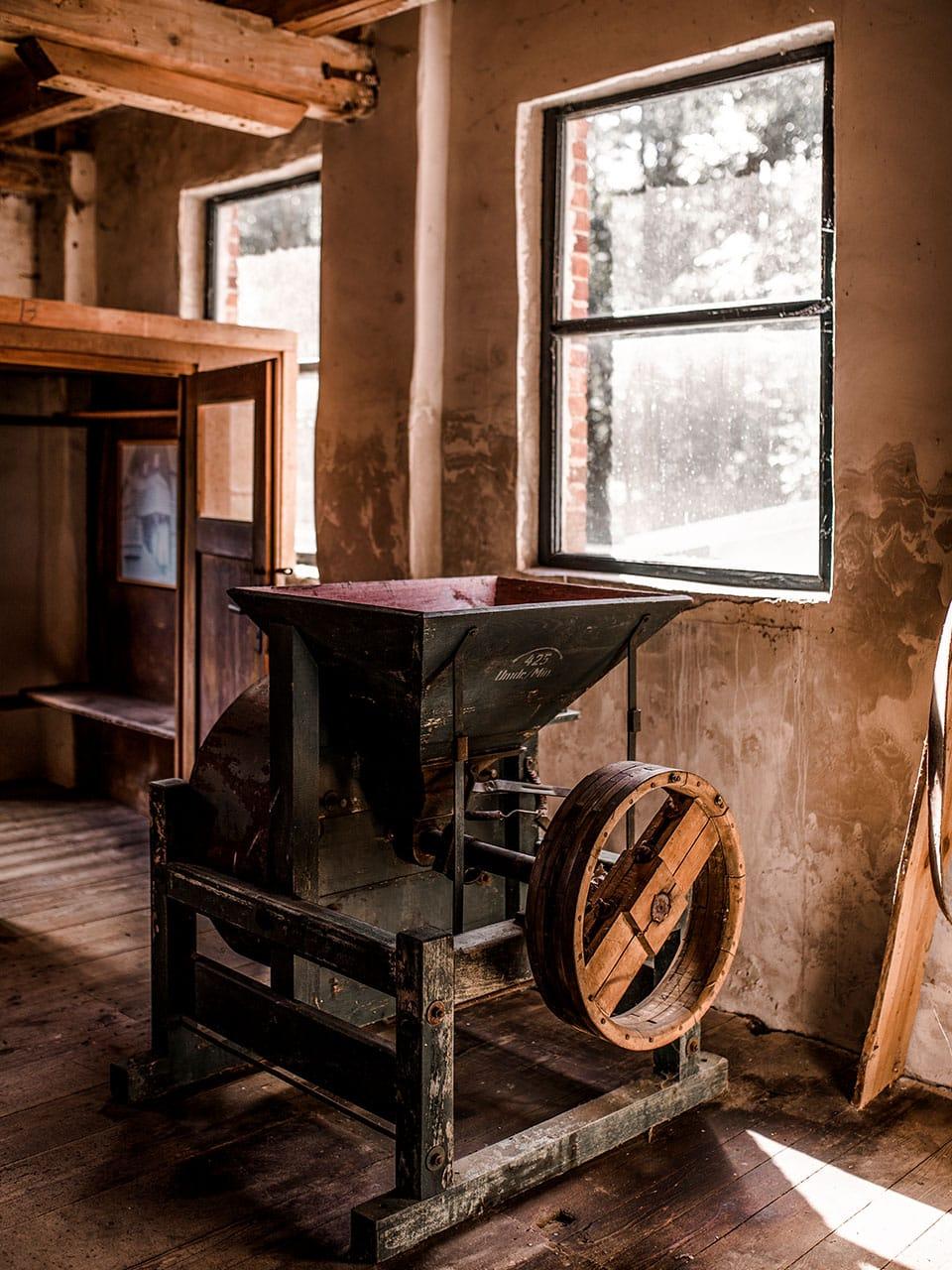 Historische Salvey Mühle Hochzeitslocation in der Uckermark Brandenburg