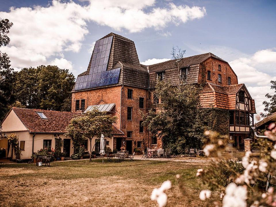 Salvey Mühle Hochzeitslocation in der Uckermark Brandenburg